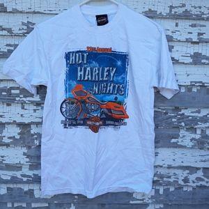 Harley davidson motorcycle biker tee size small